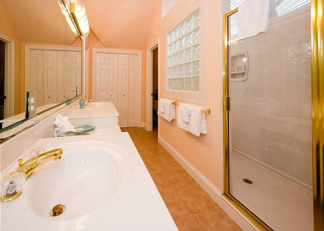 Master Bathroom, Third Floor