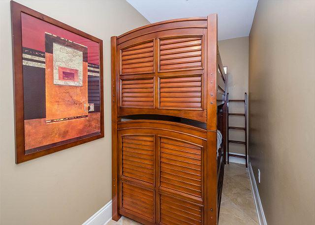 Bonus Bunk room