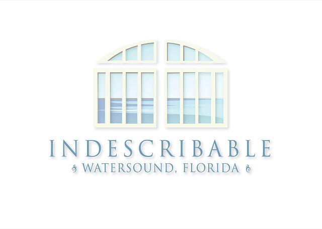 """""""Indescribable"""" Logo"""