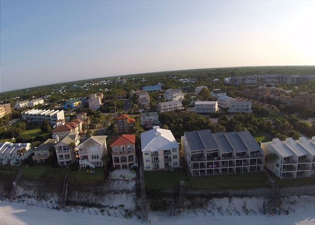 Aerial Views of 30A
