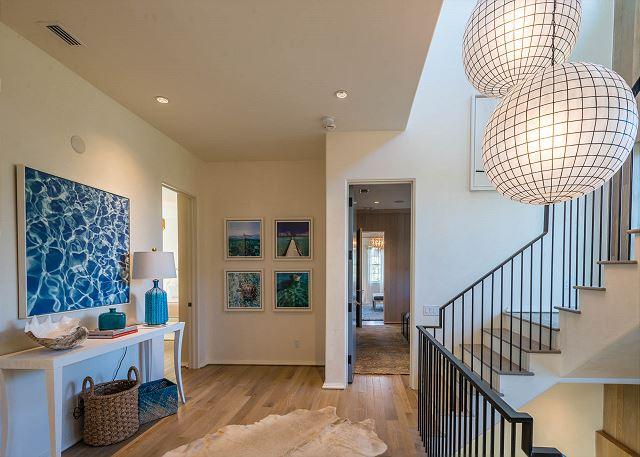Second Floor: Hallway