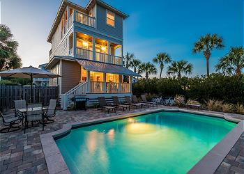Blue mtn 19 sandcastle court vacation rental in santa for House of blueprints santa rosa beach