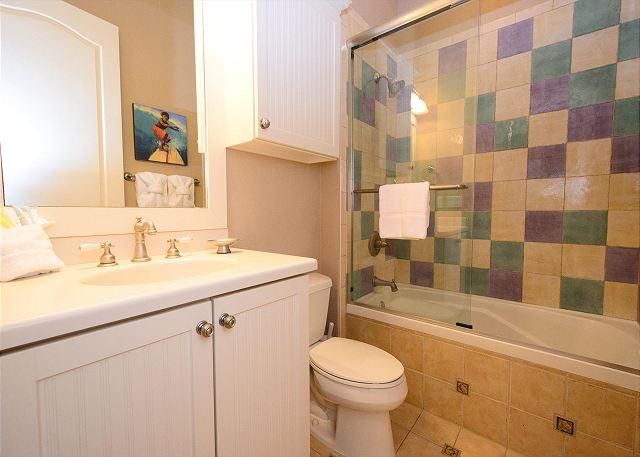 Guest Bathroom, First Floor