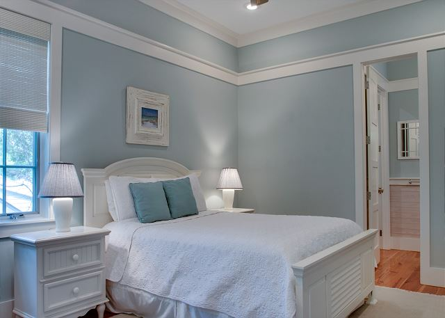 Second Floor: Guest Bedroom