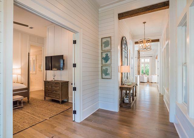 First Floor: Hallway
