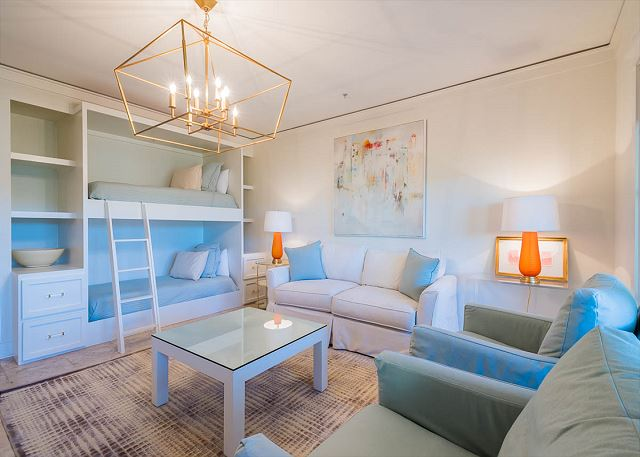 Additional Living with Bunks