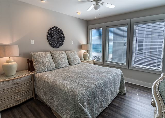Guest House: Third Floor Master Bedroom with Private Bathroom
