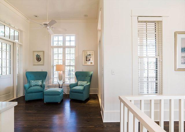 Second Floor: Sitting Area