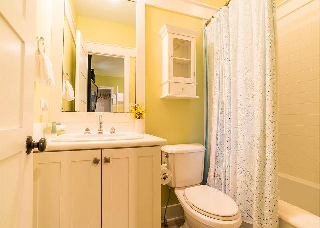 Second Floor: Bunk Bathroom