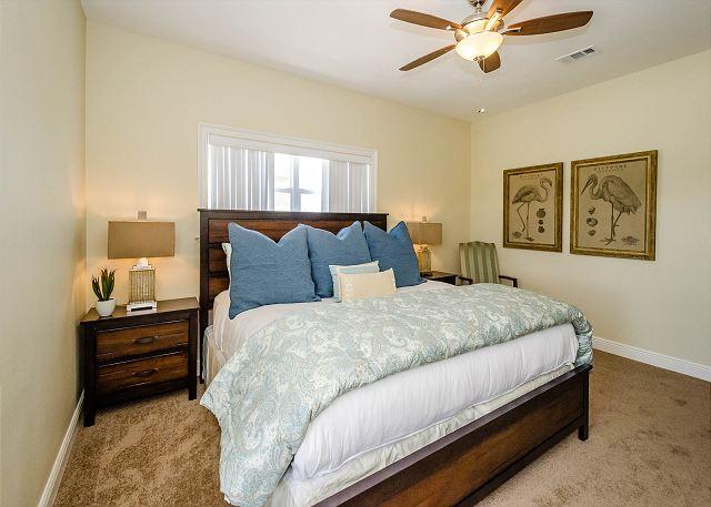 Guest Bedroom, Second Floor