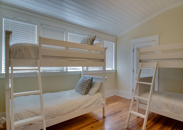 Second Floor: Bunk Room