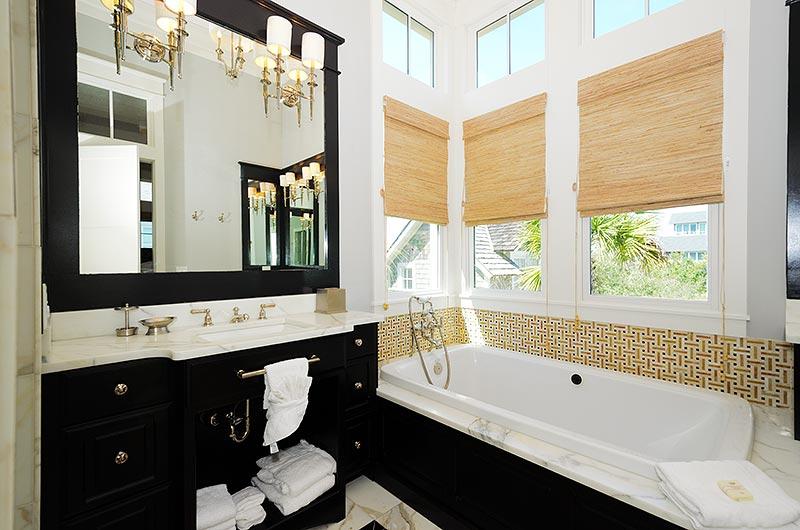 Second Floor: Master Bath