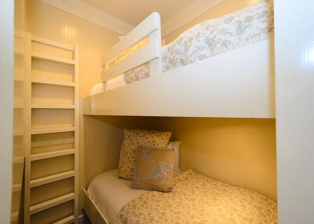 First floor bunk room