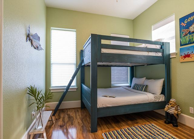 Second Floor: Kids Bunk Room