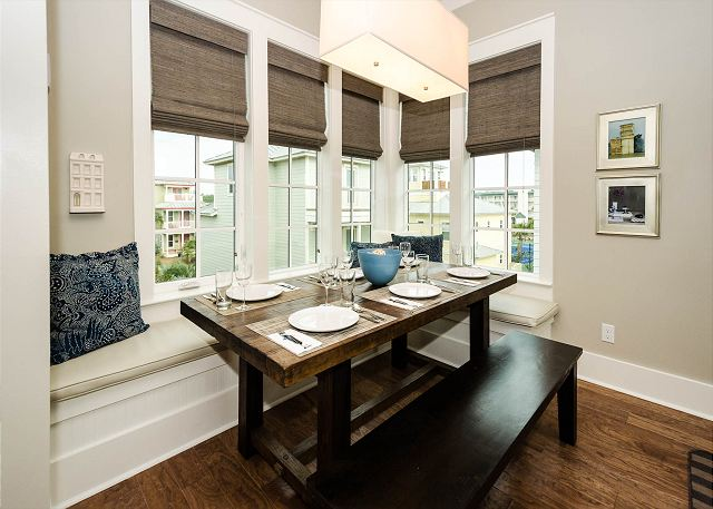 Third Floor: Dining Room
