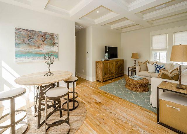 Second Floor: Living Space