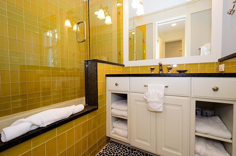 First Floor: Bathroom
