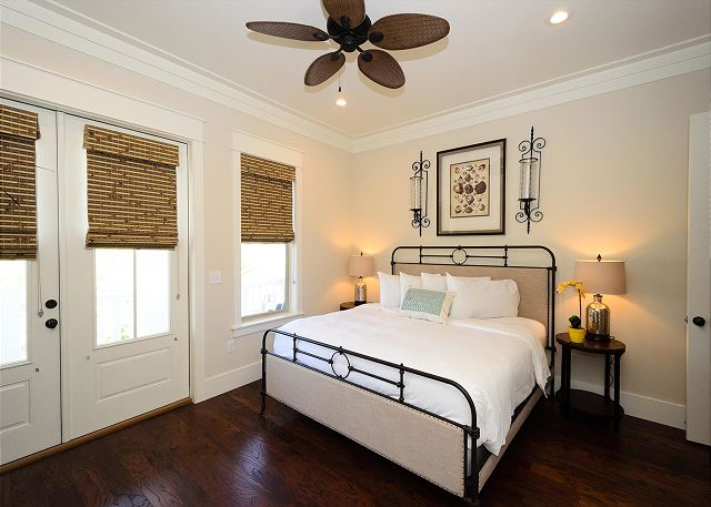 Master Bedroom, Second Floor