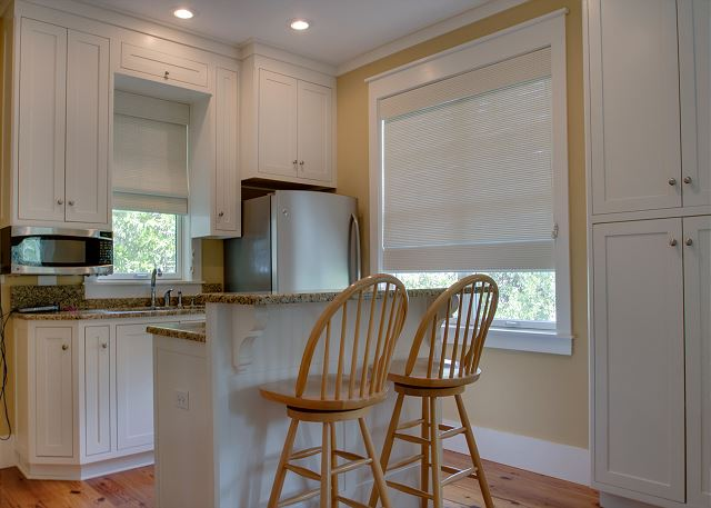 Carriage House Kitchen Area