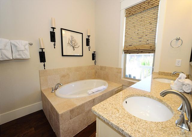 Master Bathroom, Second Floor