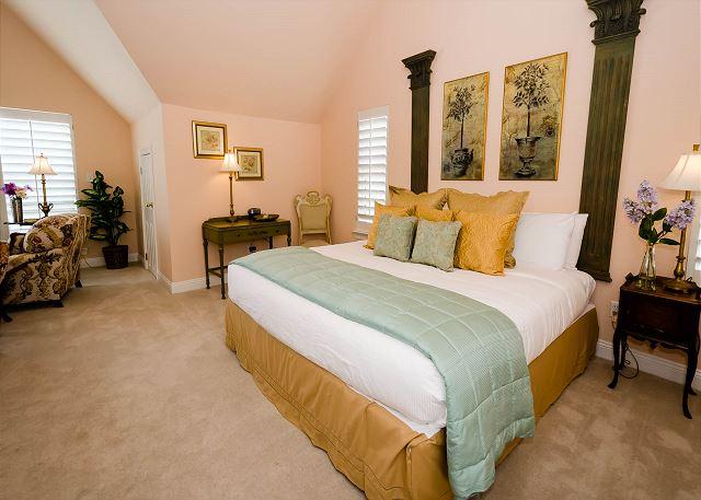 Master Bedroom, Third Floor