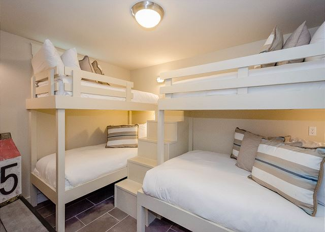 First Floor: Kids Bunk room