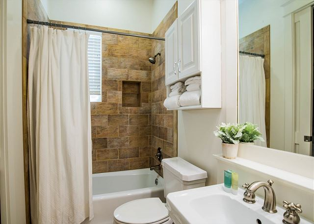 First Floor: Bunk Bathroom