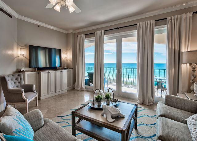 Living Room, Gulf Views