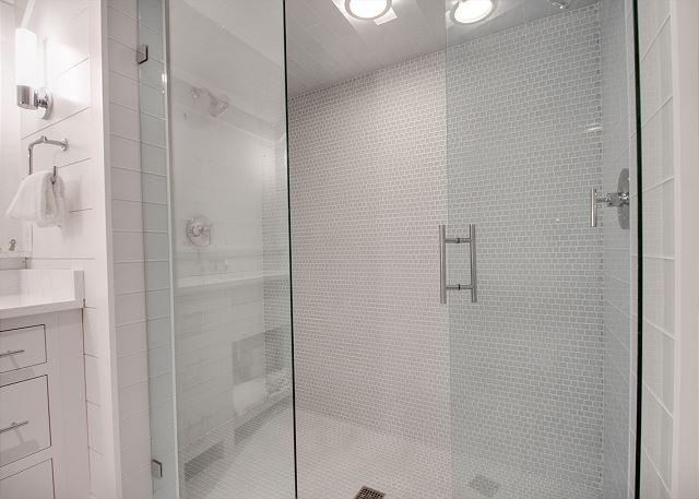 Third Floor: Bunk Room One Bathroom