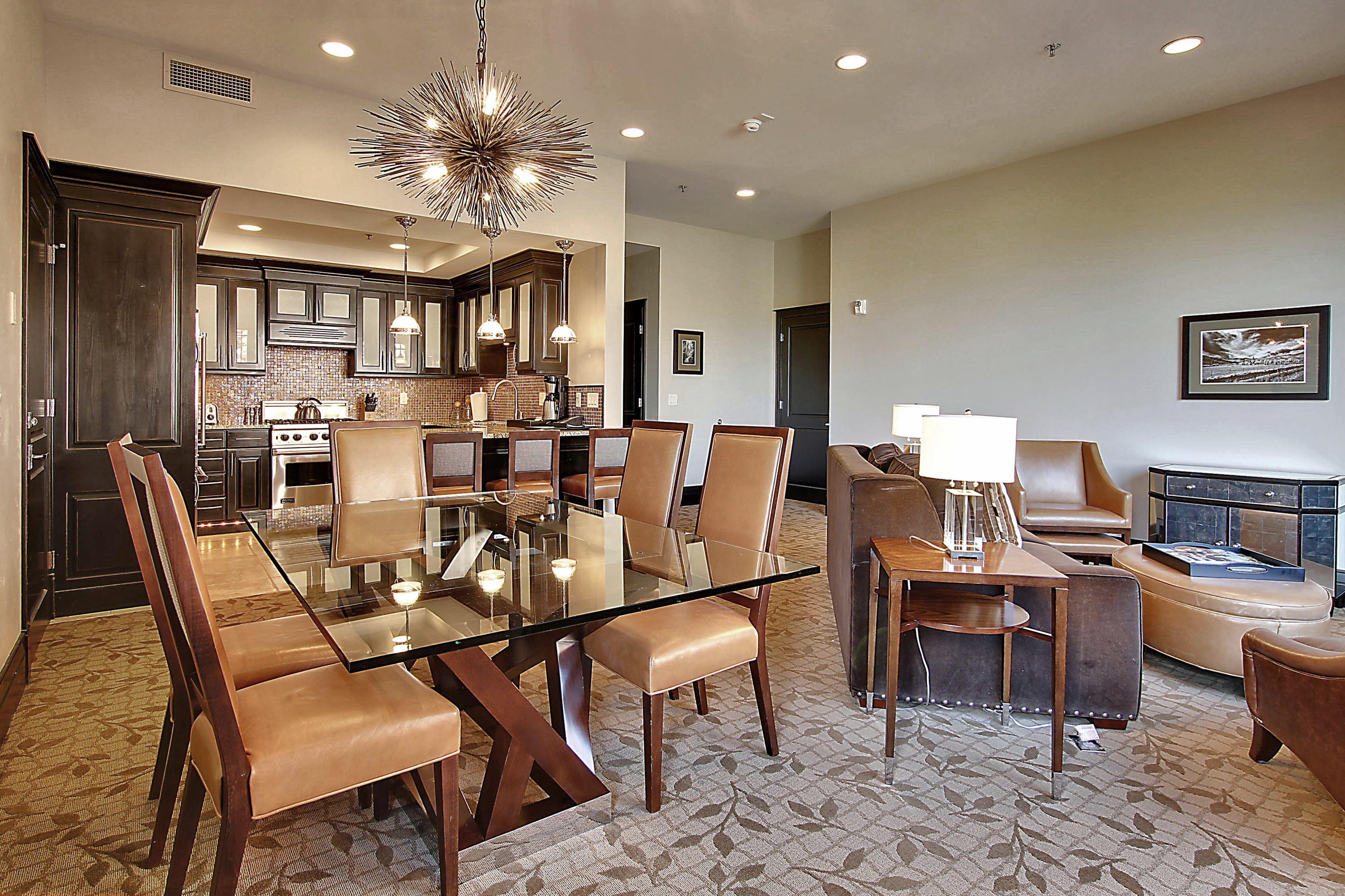 5 Star Luxury Hotel Residence Opulence 2 Bedroom Suite