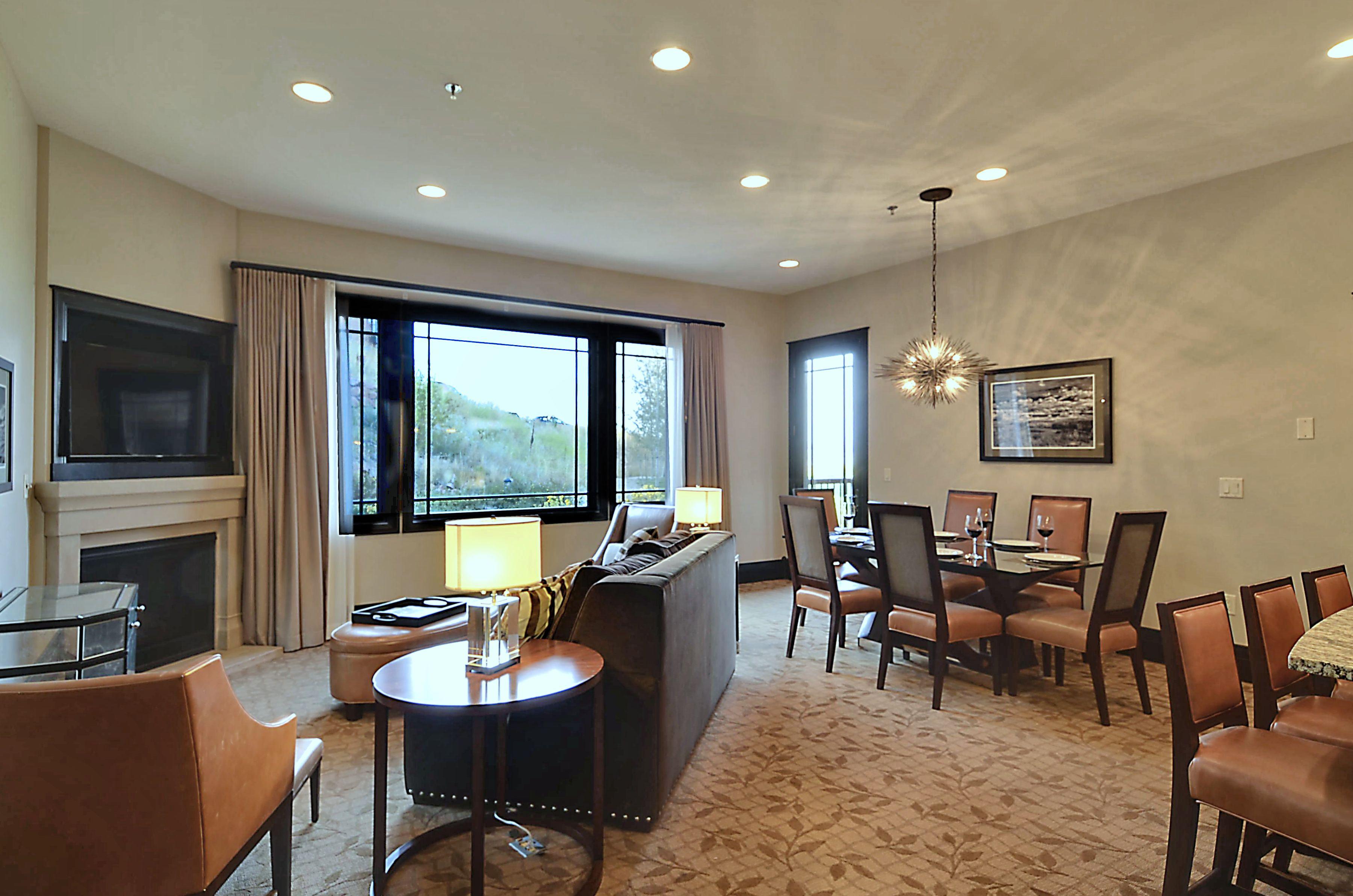 5 Star Luxury Hotel - 1 Bedroom Residence