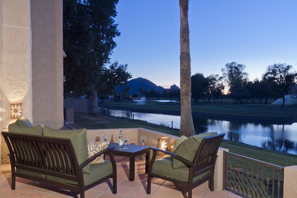 McCormick Ranch Golf Casita