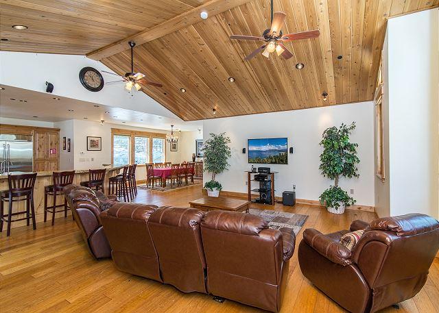 Luxurious residence in South Lake Tahoe, California, USA