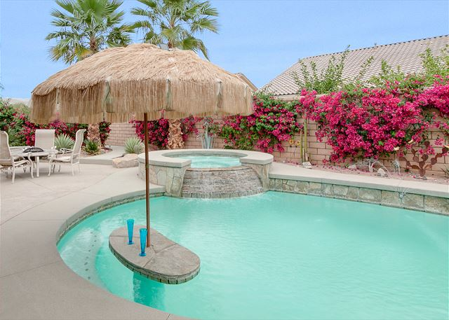 Indio CA Vacation Rental Amazing pool with