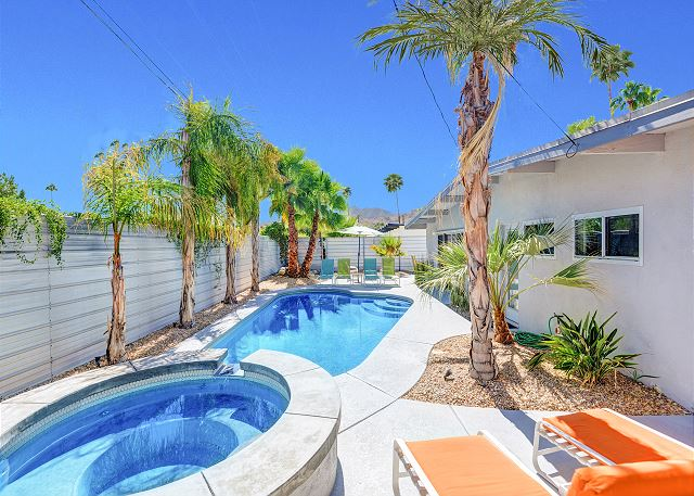 Palm Springs CA Vacation Rental Welcome to Palm