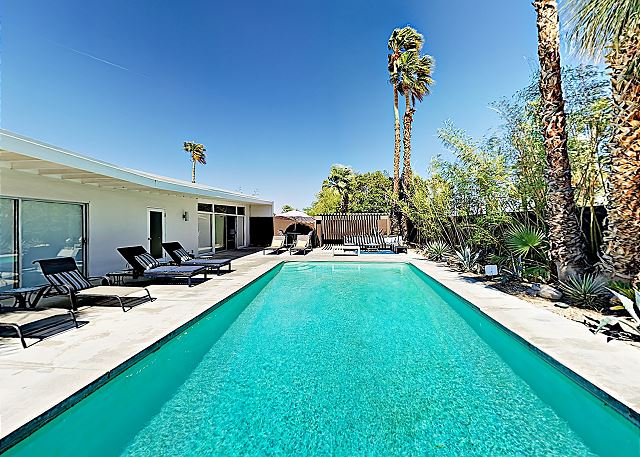 Palm Springs CA Vacation Rental Welcome to Tres