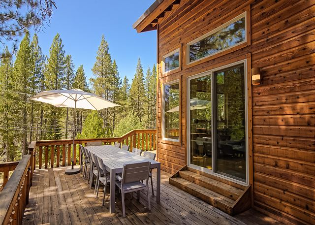 Truckee CA Vacation Rental Welcome to your