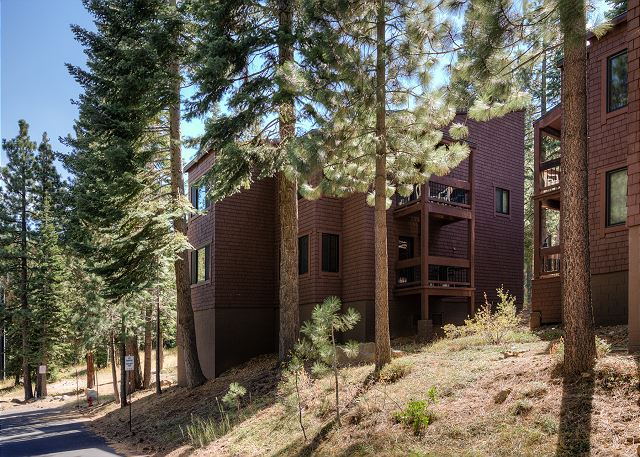 Truckee CA Vacation Rental Professionally managed by