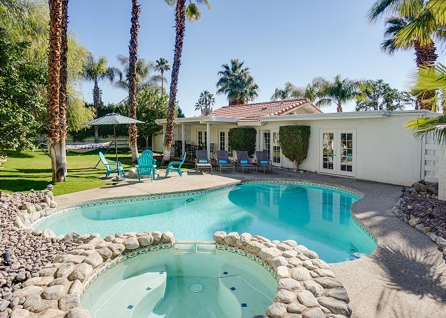 Palm Springs CA Vacation Rental There's also a