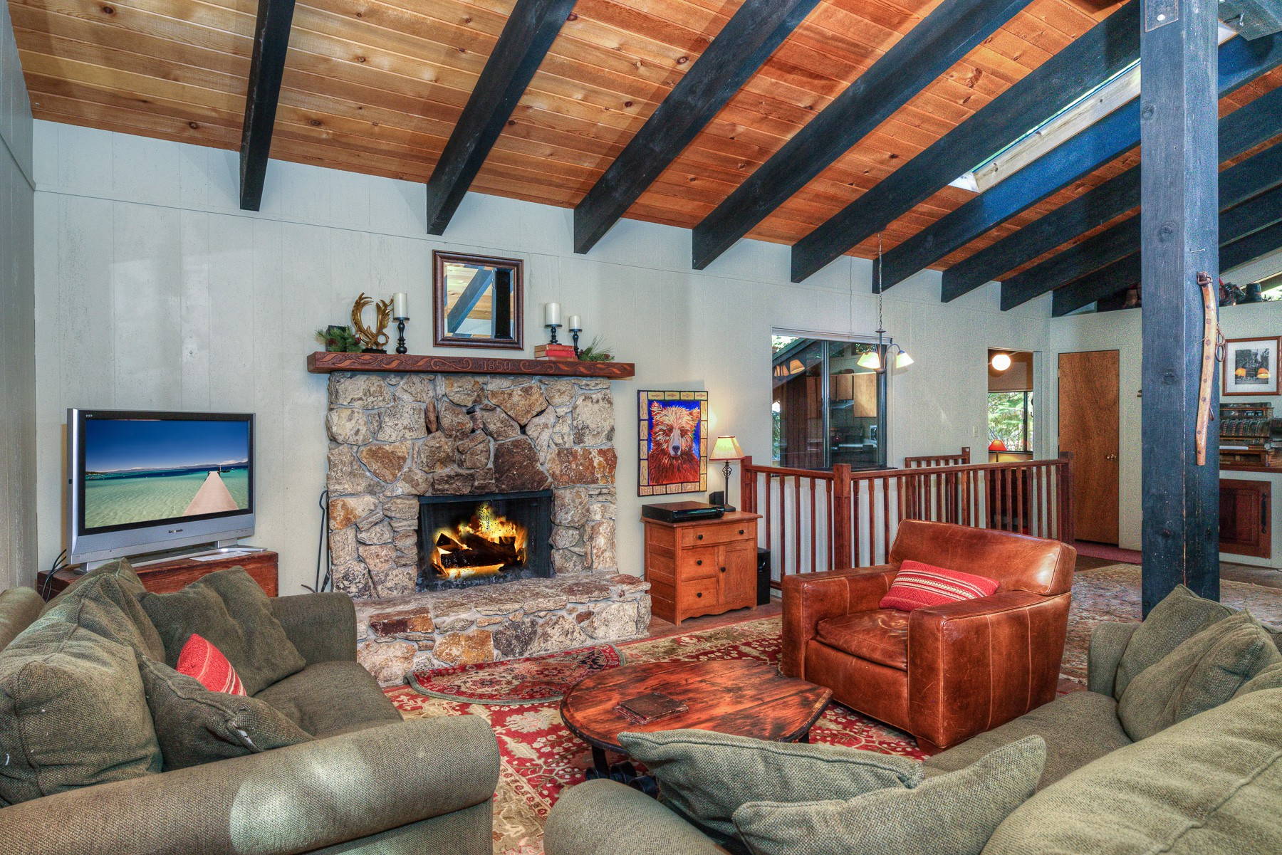 Homewood CA Vacation Rental Welcome to Homewood!