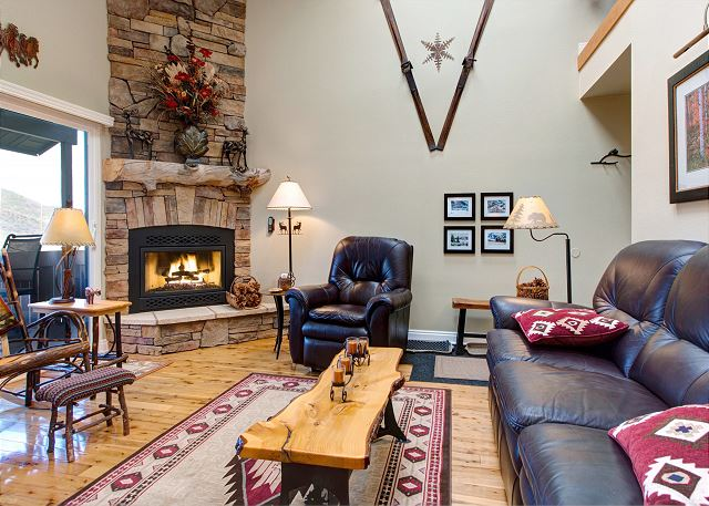 Park City UT Vacation Rental Rustic-chic vacation living!