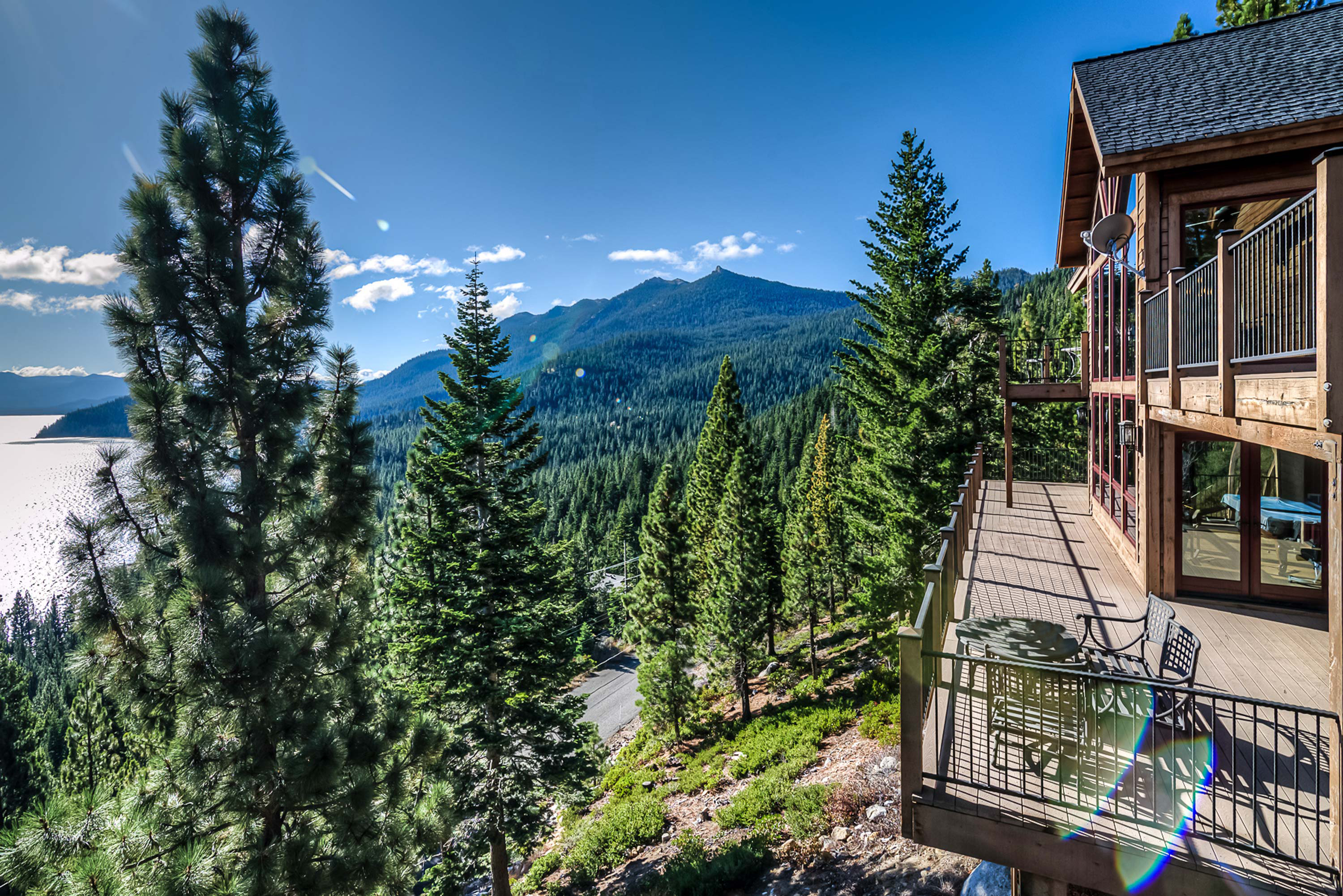 Tahoma CA Vacation Rental Welcome to Lake