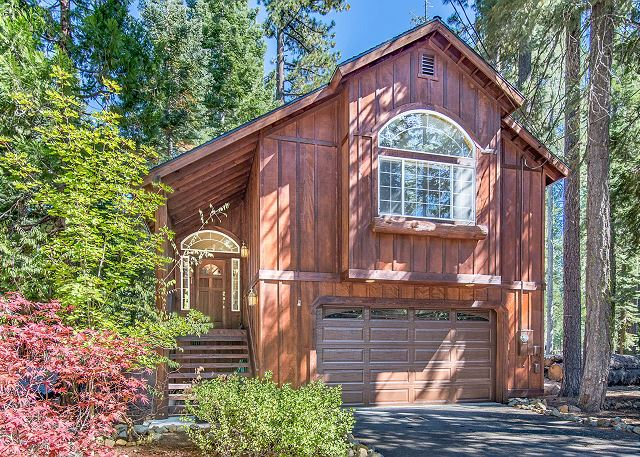 Tahoma CA Vacation Rental Welcome to your