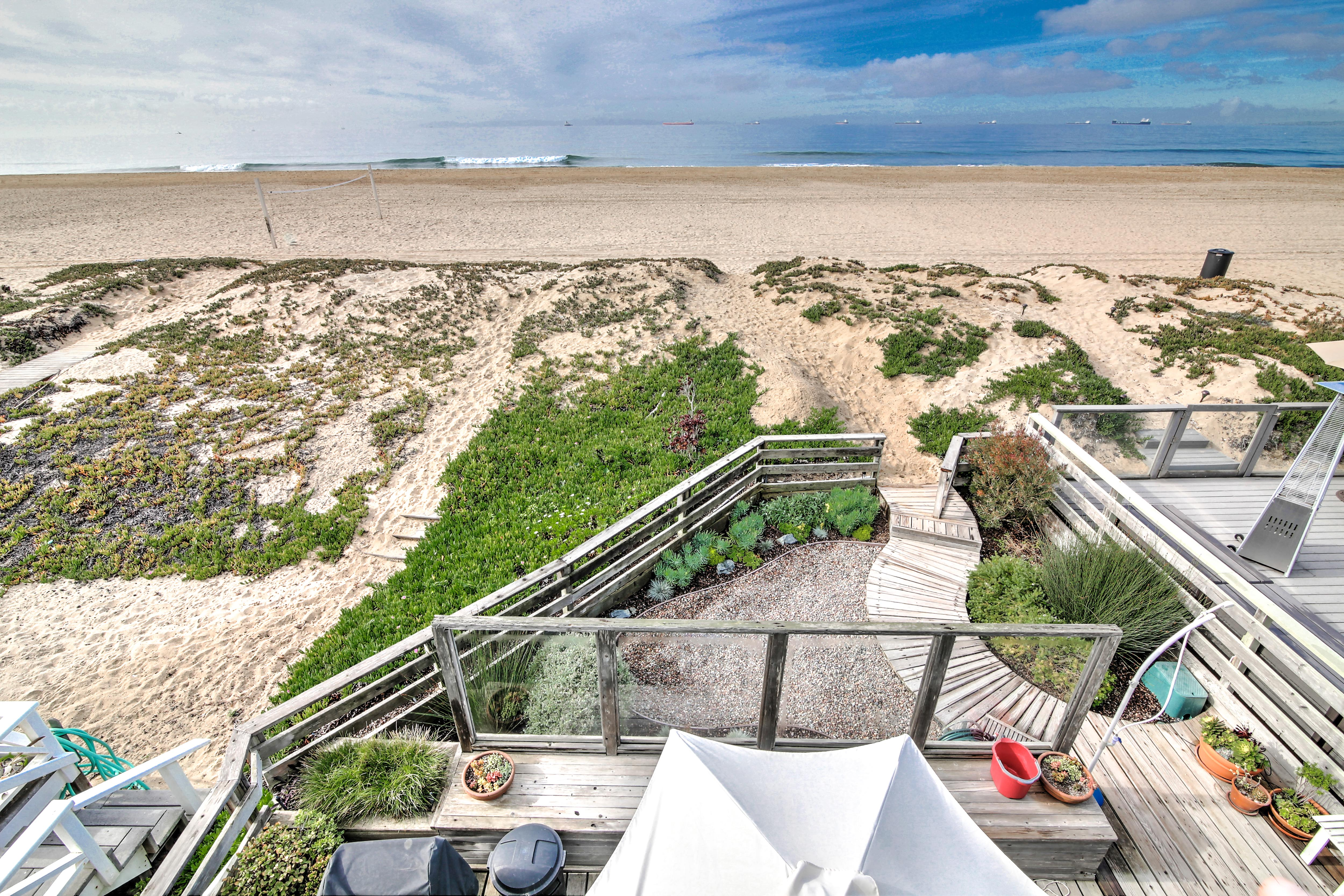 Sunset Beach CA Vacation Rental Welcome to Sunset