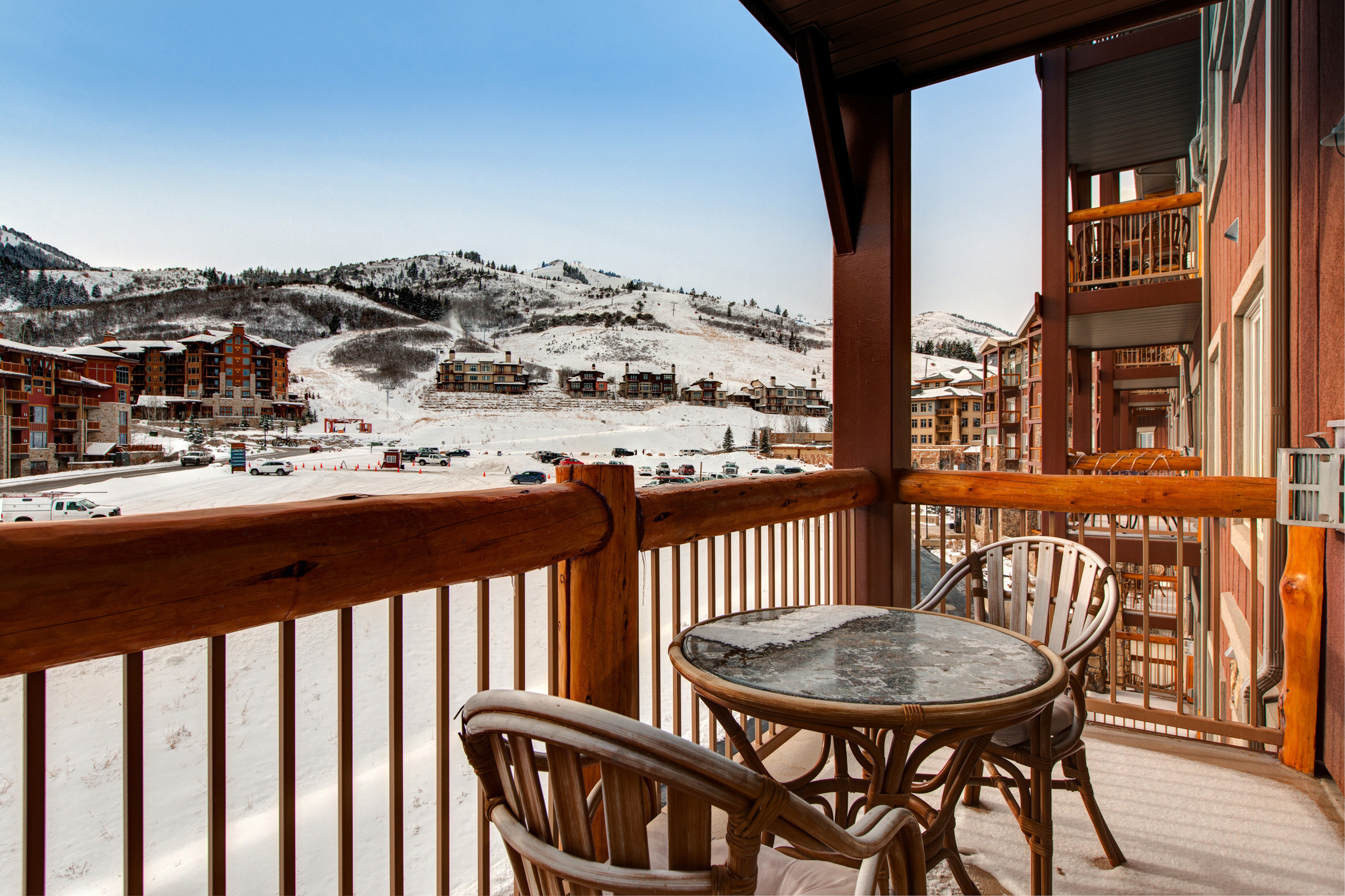 Park City UT Vacation Rental Gorgeous views for