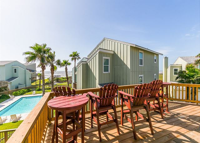 Port Aransas TX Vacation Rental Sit on the