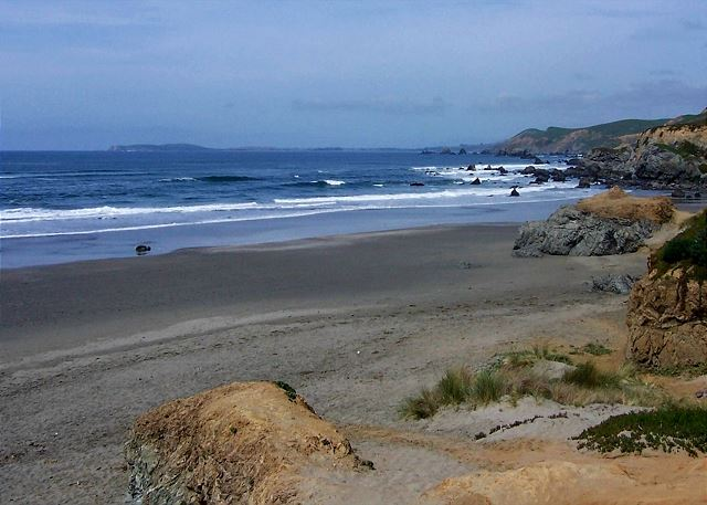 Bodega Bay CA Vacation Rental Bodega Bay view