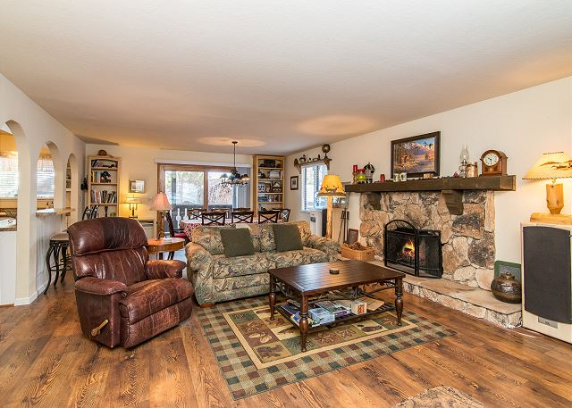 South Lake Tahoe CA Vacation Rental There's a charming,