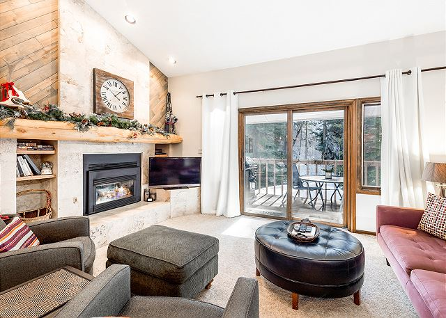 Steamboat Springs CO Vacation Rental A comfortable living