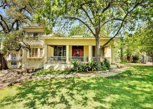 Austin TX Vacation Rental Welcome to Austin!